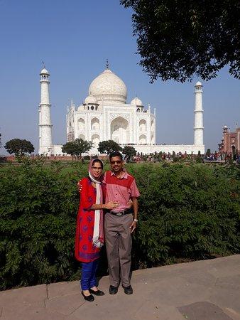 Нью-Дели, Индия: Agra, Tajmahal