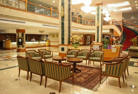 Transit stay - Review of Mulia Hotel, Bandar Seri Begawan