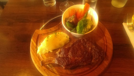 how to cook eye fillet on bone
