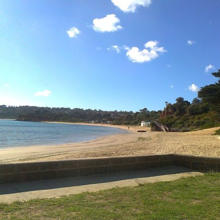 Mornington, Australien: Mothers Beach