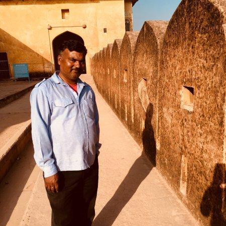 New Delhi, India: Ajit bhaiya