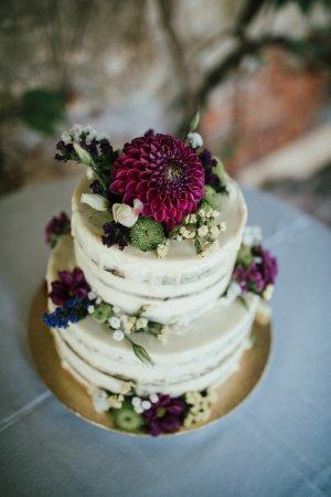 Red Velvet Wedding Cake.Wedding Cake Red Velvet Picture Of Tsukernia Savenko