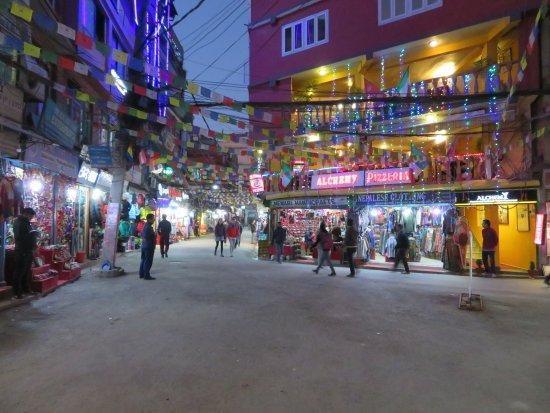 thamel - Picture of Hotel Ganesh Himal, Kathmandu - TripAdvisor