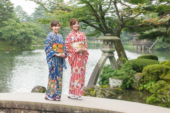 Kanazawa, Japan: やっぱり行きたい兼六園