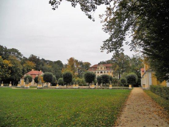 Neschwitz, Duitsland: Barockschloss