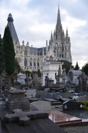 Church of Our Lady of Laeken: sépultures