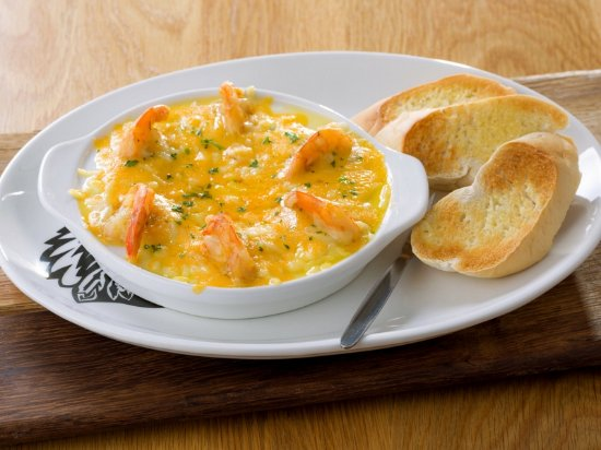 Edenvale, South Africa: Cheesy Prawns