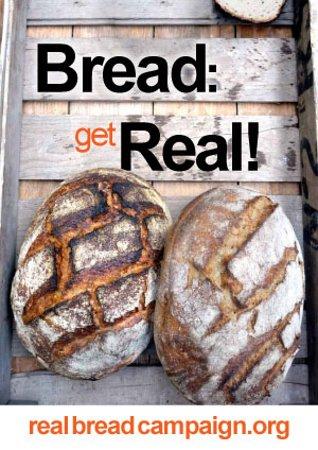 Knighton, UK: Just like we serve.  Proper bread baked daily by John.