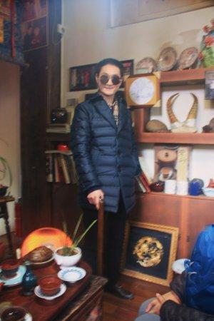 Chongqing Luohan Temple: La boutique d'antiquités et son propriétaire