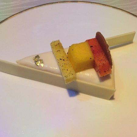 Um jantar extremamente romântico!
