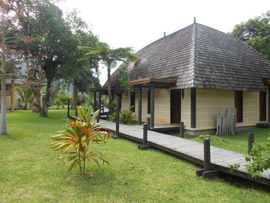 Poindimie, Ny Kaledonien: Bungalow