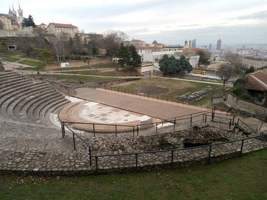 Théâtres Romains de Fourvière : IMG_20180115_144426_large.jpg