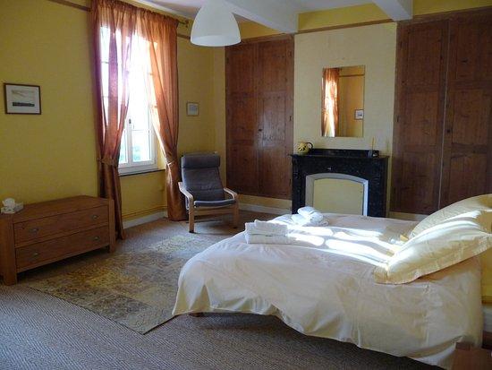 La salle d\'eau de la chambre verte/suite familiale - Photo ...
