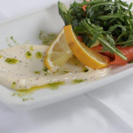 Hetland Hall Hotel: Restaurant / food