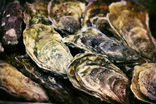 The Oyster Smack Inn: Maldon Oysters