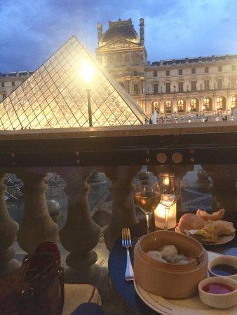 Cafe Marly Paris Website