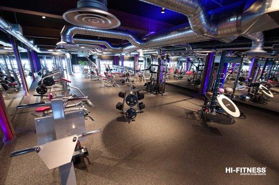 Hi! Fitness Sports Club