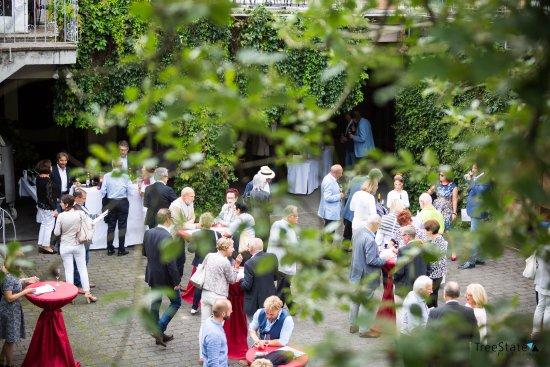 Trittenheim, Tyskland: Innenhof