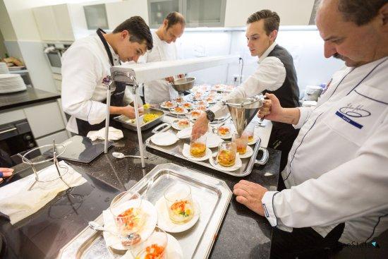 Trittenheim, Tyskland: Kochschule