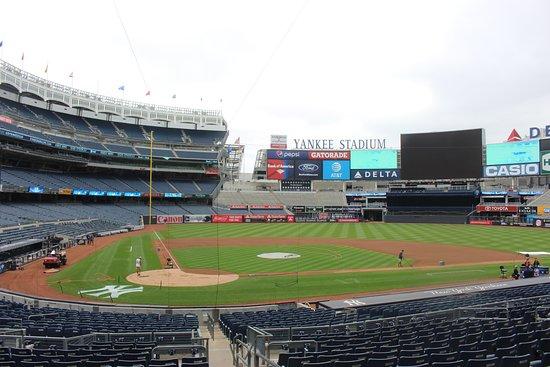 Yankee Stadium Tour Review