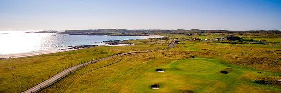 Ballyconneely, Irlandia: 6th Green