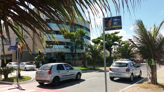 Verdegreen Hotel: fachada do hotel