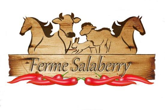 Saint-Pee-sur-Nivelle, Francja: Ferme Salaberry