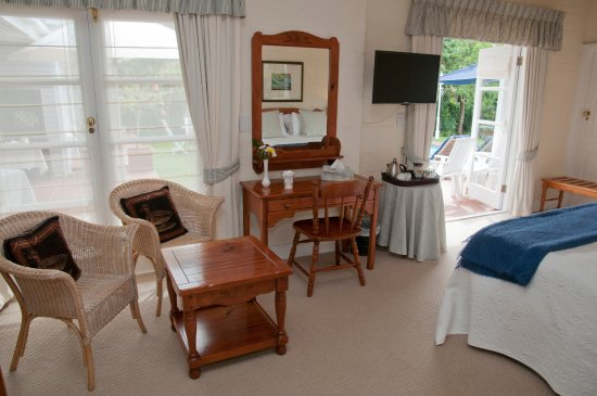 The Knysna Belle: Annie Benn room