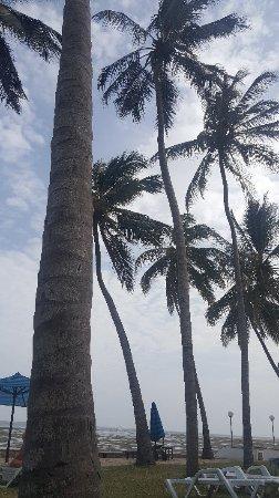 Kenya Bay Beach Hotel : Kenya bay chilling