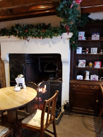 Dent, UK: Lovely fire