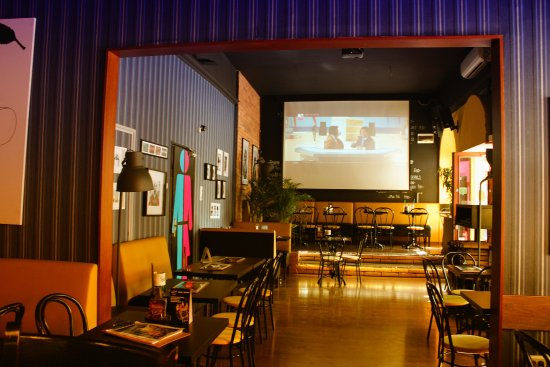 Why Not Cafe and Bar Budapest - Bezirk V/Innenstadt ...