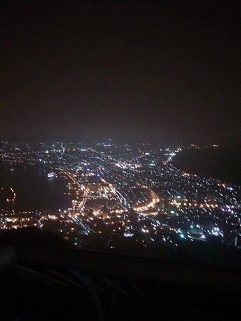 Mount Hakodate : 夜景の写真