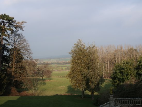 Mellington, UK: Room with a view