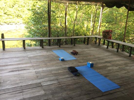 Yoga Place Picture Of The Spa Koh Chang Resort Ko Chang Tai Tripadvisor