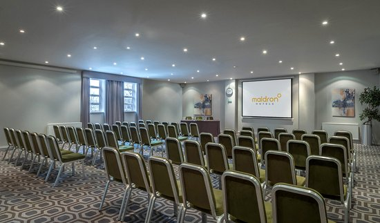 Cloghran, Irland: FItzmaurice Suite 3 in Theatre Style