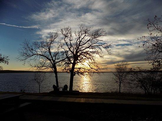 Hulbert, OK: Nice lake.