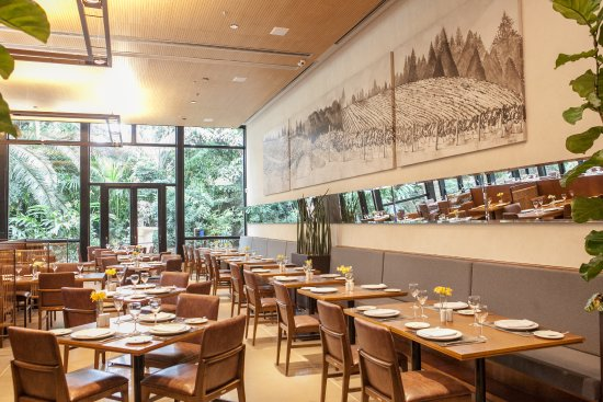 Excelente Restaurante Varanda Faria Lima