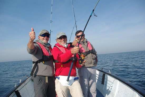 Exotic Fishing Mediterranee