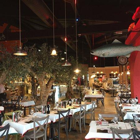 Restaurant Italien Saint Herblain