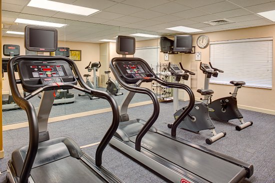 Maintain your exercise routine at Residence Inn Tysons Corner Mall