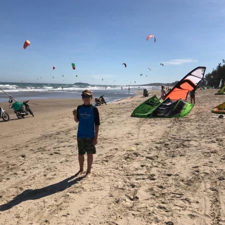 Windchimes International Kitesurfing School - Kiteboarding ...