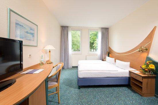 Päwesin, Deutschland: Beispiel Standard Zimmer ohne Balkon