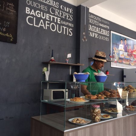 Panadero a Francesa Rayo de Sol