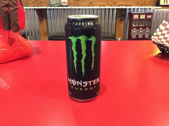 Warsaw, NY: Monster Energy