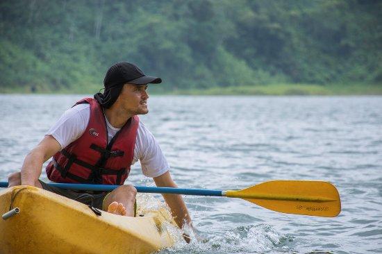La Fortuna de San Carlos, Costa Rica: Kayak Arenal Lake
