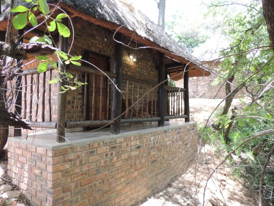 Limpopo Province, South Africa: Room 5 Balcony