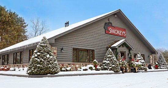 Winter at Smokey's