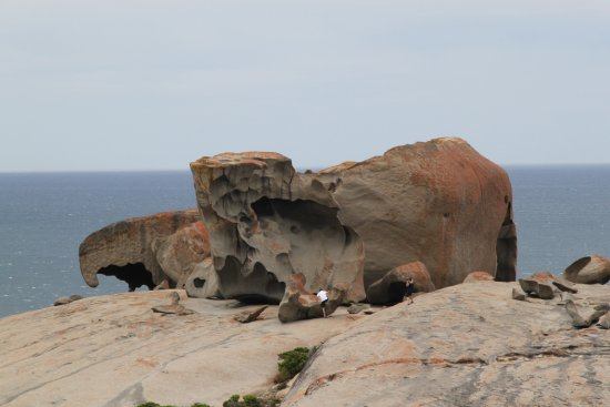 Kingscote, Australia: Remarcable rocks