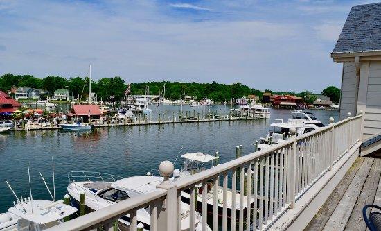 St. Michaels Harbour Inn, Marina & Spa : Miles River Suite