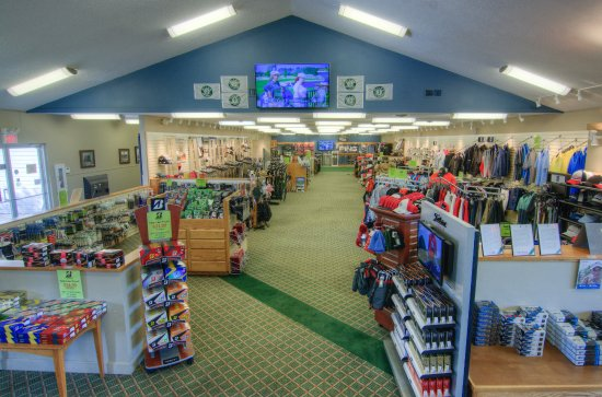 Miles Of Golf >> Golf Shop Fully Stocked With All The Latest In Equipment And